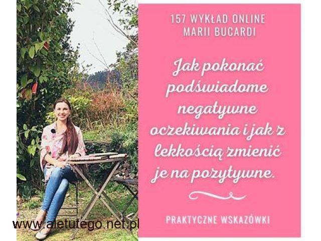 Jak pokonać podświadome negatywne oczekiwania- wykład online