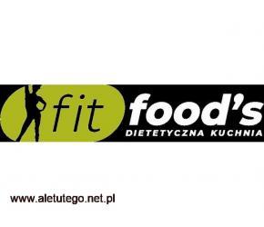 FIT FOOD'S - Dietetyczna kuchnia
